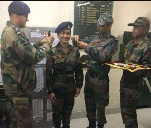 Akshita Negi became doctor in Indian Army after leaving AIIMS