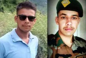 Jawan Anchit Kumar Matryred In Arunachal Pradesh During Operation