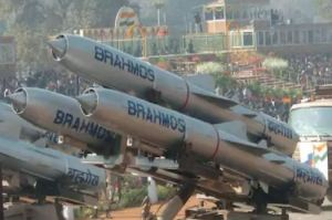 India Successfully Tests BrahMos Supersonic Cruise Missile Land Attack Version