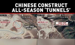China Constructing All Season Tunnels In Dokhlam