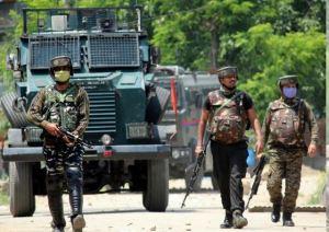 Jammu and Kashmir : 4 Jaish-e-Mohammaed Terrorists Killed In Nagrota