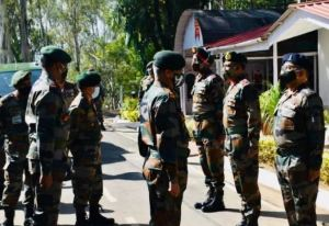 Army Chief General MM Narwane takes stock of operational preparations on North-East Border
