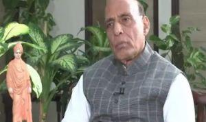 Dispute with China gave no outcome : Rajnath Singh