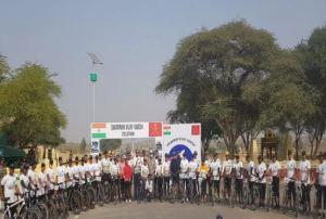 Indian Army Completes Cyclothon To Celebrate 1971 War Victory Golden Jubilee