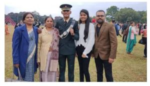 Devansh Shahi fulfills Family's Dream By Becoming Lieutenant in Indian Army