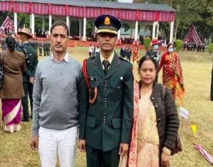 Bihar Farmer's Son Akashdeep Becomes Lieutenant In Indian Army
