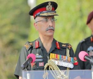 Army Chief MM Narwane on tour of UAE and Saudi Arabia from today