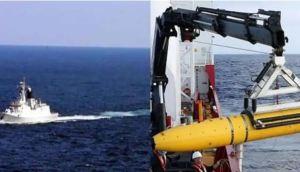 China Deploys Underwater Drones To Spy On India