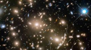NASA shares galaxy cluster Abell 370 image