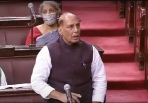 Indian army limits Pakistan's activities to the limit: Rajnath Singh