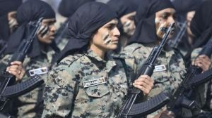 First contingent of women commandos inducted in CRPF's Cobra Unit
