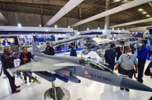 Collins Aerospace looking to continue collaboration with HAL