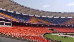 President Ramnath Kovind Inaugurates World's Largest Cricket Stadium In Ahmedabad