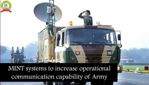 MINT Systems to Increase Operational Communication Capability of Army