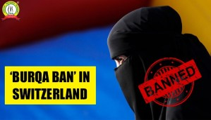 'Burqa Ban' in Switzerland