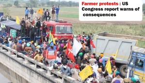 Farmer Protests: US Congress Report Warns of Consequences