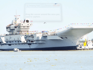About India's Indigenous Aircraft INS Vikrant