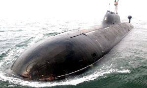 INS Chakra, only submarine capable of carrying out nuclear attack goes to Russia