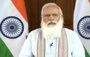 PM Modi launches customized crash course program for COVID-19 frontline workers