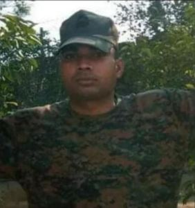 Army Soldier Anil Kuntal Dies Due To Heart Attack