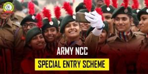 Army NCC Special Entry Scheme