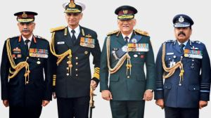 Union Defence Ministry Reviewing Proposal On Appoint Of Commander-In-Chiefs of Indian Armed Forces Wings