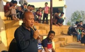Cherishterfield Thangkhiyu Death Leads To HNLC Crisis Violence