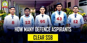 How Many Defence Aspirants Clear The SSB Interview ?