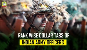 Know Rank Wise Collar Tabs Of Indian Army Officers