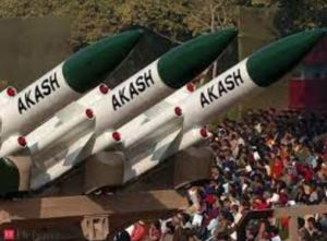 Indian Army To Buy 'Make In India' Akash-S Air Defense Missile