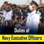 Duties Of Navy Executive Officer