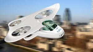 EU Project MyCopter Flying Car
