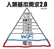 Pic#1: Chinese Humor - Maslow's 2.0