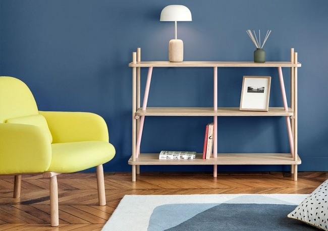 Simone Bookcase - 120cm