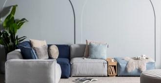 Designer Miller Sofa