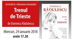 Trenul de Trieste de Domnica Rădulescu