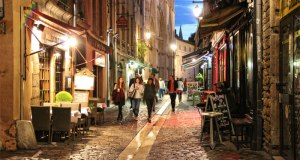 The Old Town of Lyon