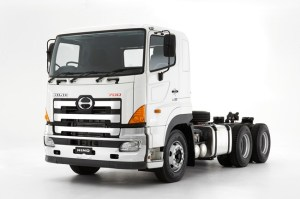 Hino 700 Series  Flexible in its operational use  Truck