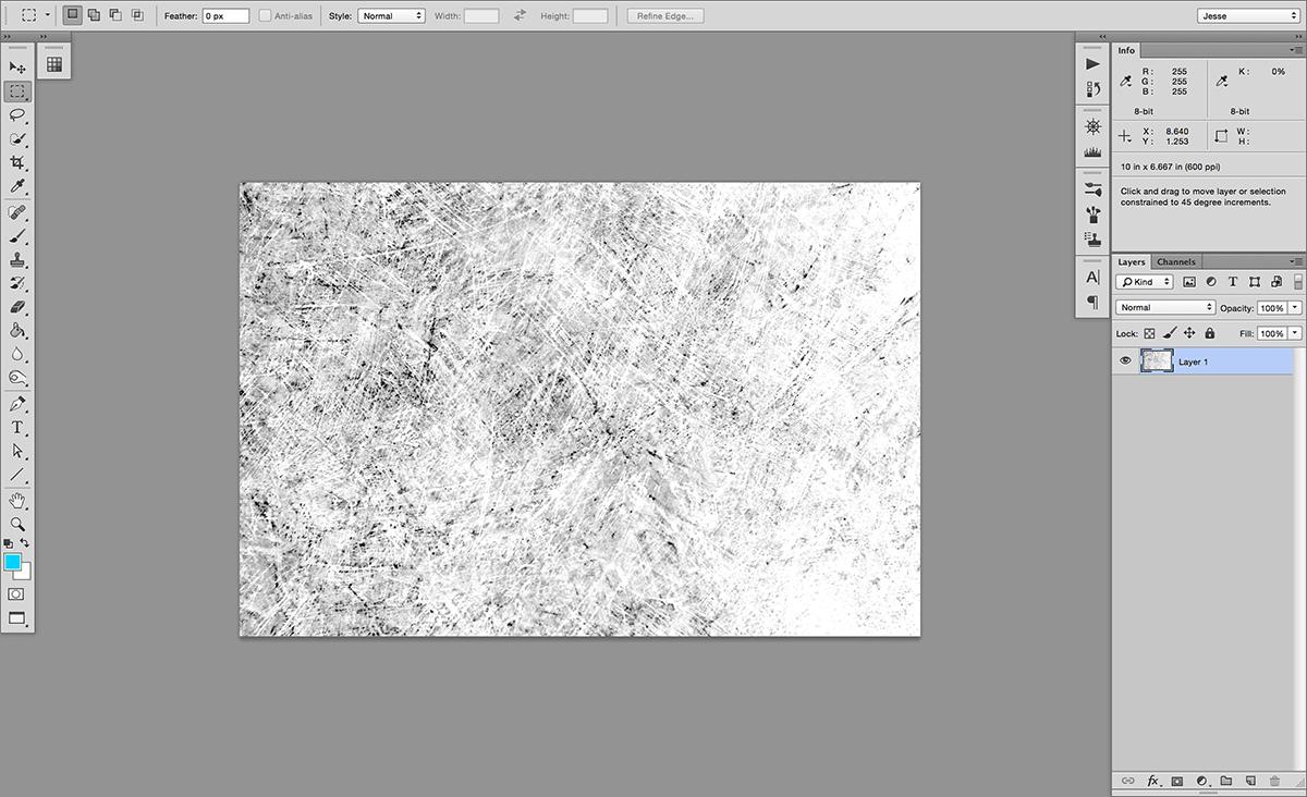 Step 1: Set up Texture
