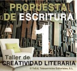 taller de creatividad literaria