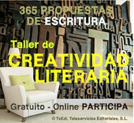 taller de creatividad literaria online