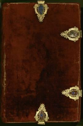 partes del libro - broche