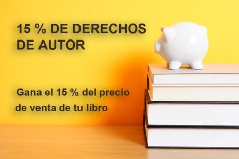 gana dinero con tu libro