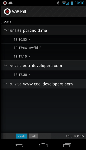 WifiKill Android
