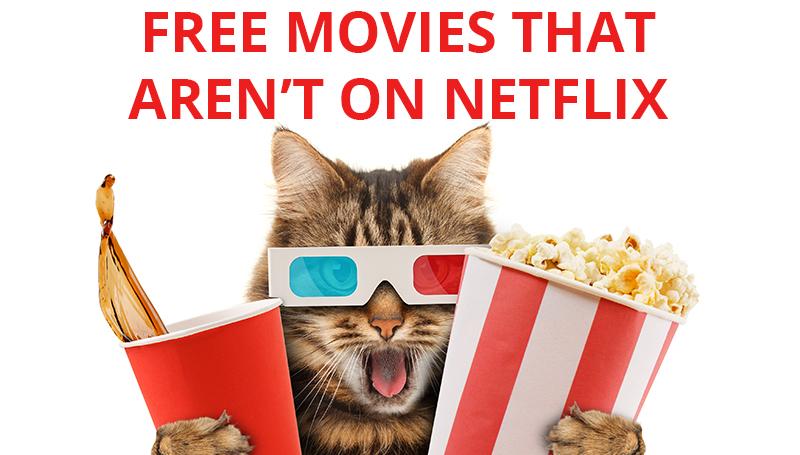 Free Movies Online: Watch Movies that Aren't on Netflix!   Tubi