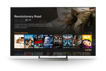 Sony Tubi TV Smart TV