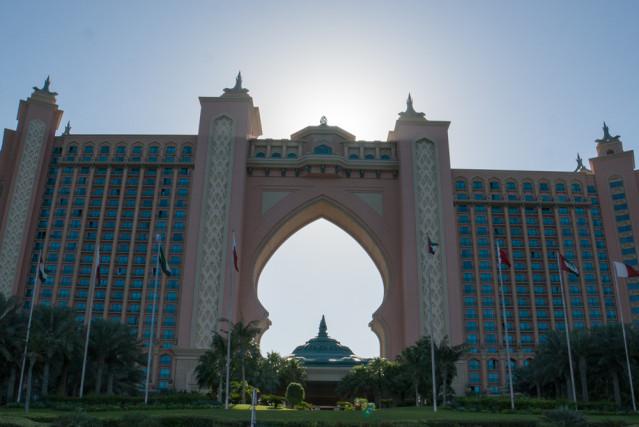 Atlantis  The Palm Hotel in Dubai