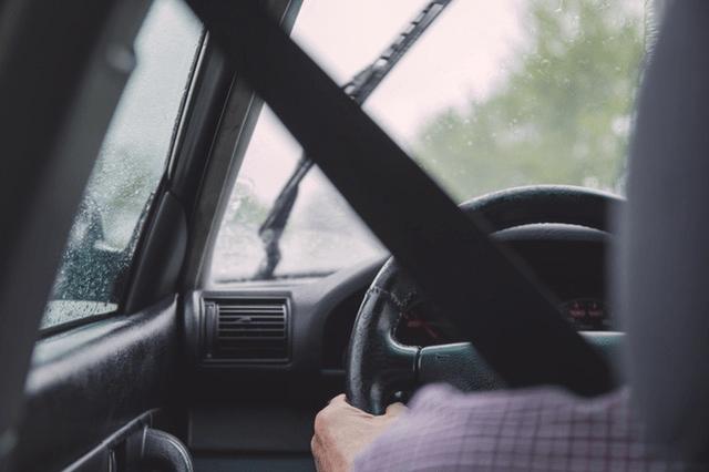 seguridad vial cinturon