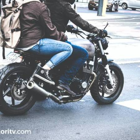 moto durante estado de alarma