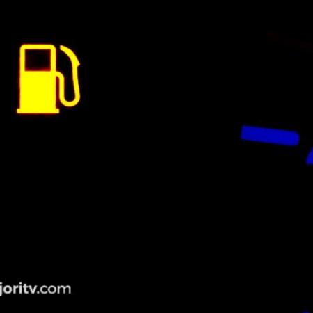 conducir reserva combustible